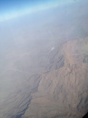 Madinah to Jeddah (Mink) Tags: window airplane view seat visit aerial saudi arabia april medina pilgrimmage almadinah 2013 almunawarrah