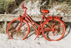 Fahrrad (uw67) Tags: kunst insel ameland nordsee