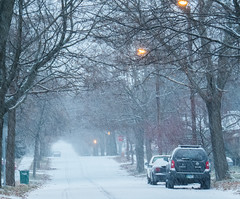 Morning, late Novenber (Podsville) Tags: lansing michigan november winter snow morning