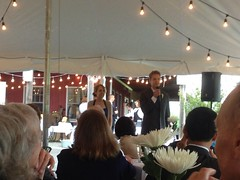 "Kirk Gives His Speech • <a style=""font-size:0.8em;"" href=""http://www.flickr.com/photos/109120354@N07/11571668534/"" target=""_blank"">View on Flickr</a>"