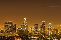 Los Angeles at Night (german_long) Tags: california longexposure night losangeles nightshot unitedstates estadosunidos