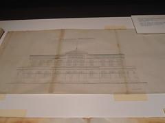 "Plano a escala de la fachada principal de Pont de Fusta <a style=""margin-left:10px; font-size:0.8em;"" href=""http://www.flickr.com/photos/67776226@N07/11582579496/"" target=""_blank"">@flickr</a>"