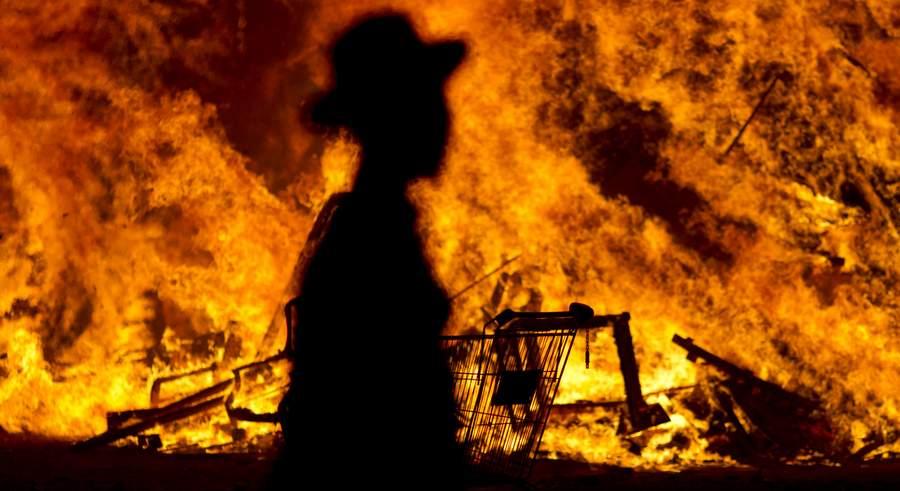 Лаг БаОмер. Фото: Ариэль Шалит, Associated Press