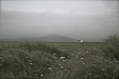 Howmore Church, South Uist - Lewis Wardrop