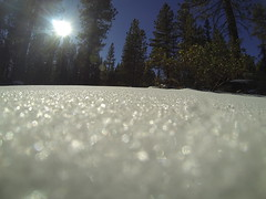 Snow (cap-cole) Tags: winter lake snow ice tahoe laketahoe