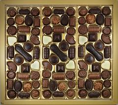 chocolates (TeRo.A) Tags: chocolate fazer boxofchocolates suklaa suklaarasia