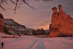 Paaba (Osman Demir) Tags: trip nature colors nikon trkiye monks valley turquia cappadocia osman gece gezi turchia kapadokya k capadocia turkei demir d90 paaba fotoraf
