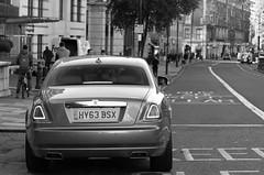 Rolls-Royce Ghost. (Tom Daem) Tags: london ghost rollsroyce