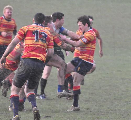 Medway V Lewes 01-02-2014 073