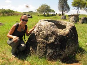Lajja Gauri.Laos.Plaine des Jarres.Neolithique.