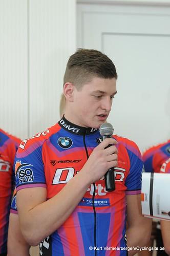 Ploegvoorstelling Davo Cycling Team (184)