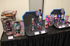 Mattel at Toy Fair 2014 (insidethemagic) Tags: anna newyork cars frozen dc princess thomas wrestling barbie disney mickey hotwheels planes minnie marvel elsa mattel toyfair 2014 fireandrescue batmam jakeandtheneverlandpirates monsterhigh sofiathefirst everafterhigh