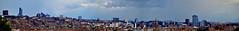 Leeds Skyline (maccate) Tags: road park plaza city two sky house west station skyline island one hotel town hall university candle power place yorkshire leeds kaleidoscope panoramic viaduct k2 kirkstall opal pinnacle bridgewater ferrybridge