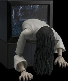【新增更多官圖】無法逃脫的顫慄詛咒!S.H.Figuarts 推出恐怖經典《七夜怪談》山村貞子