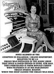 Joyce Alldred (1) (gramrfone) Tags: cinema theatre organists