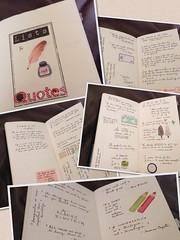 Midori as Travel wallet/journal