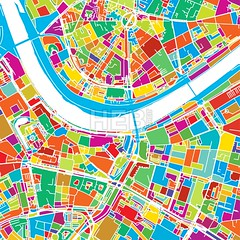 Dresden, Germany, Colorful Vector Map (Hebstreits) Tags: army art artwork book color colorful colors countries create creation design distance dresden finder germany highways illustrator landmark location map pins plan planner print printable roads route satellite street streets symbol tours travel vector view water