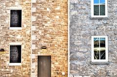 (DeZ - light painter) Tags: architecture buildings guelph patterns ontario canada windows door nikon nikond610 tamron90mmf28 hdr dez design downtown