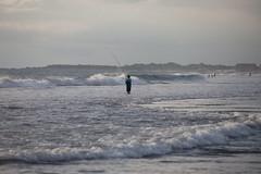 _MG_1577 (treilmann) Tags: beach fisherman seminyak sunset bali fishing