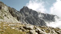 1975-08 Peak Javorový Štít (beranekp) Tags: slovak slovakia high hohe tatra vysoké tatry mountains peak javorový štít velká studená dolina