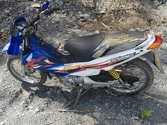 Special (Arne Kuilman) Tags: philippines filipijnen holiday sibuyan island honda xrm 125cc transport gettingaround rental