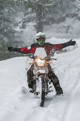 accomplished feeling (touragrapher) Tags: 70200 canon70200 canon70d dharali harshil heroimpulse himalayas himalyan offroader royalenfield sigma30mm snow snowstorm2017 snowstorm uttarkhashi uttrakhand uttrakhandtourism whereeaglesdare yamahawr450f remotestcorners tourer