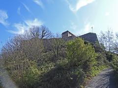 17031605171stecla (coundown) Tags: genova forte santatecla fortesantatecla primavera fiori panorama