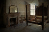 sleepless (History Rambler) Tags: old abandoned antebellum plantation house home rural south antique bed signed empty alone forgotten nc whatissigned thebed socool