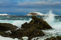 Windy (Kjell75) Tags: vardø varanger hornøy sea water sky cloud ngc natgeo bbc ignordnorge igfinnmark nature outdoor windy weather northernnorway visitfinnmark visitnorway visitvardø
