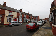 2017.01-17.B1322csm.ListerAv.,Balby (mwe152) Tags: openallhours ronniebarker granville arkwright balby england yorkshire doncaster davidjason north northern architecture southyorkshire westriding bbc terracedhouses toyotacorolla