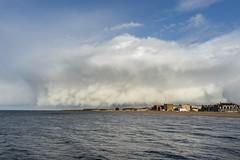 Spring Showers #3 (Ronan_C) Tags: beach clouds eastlothian musselburgh seaside sky sony2870mm sonya7mk2 sonya7m2 springshowers squall stormy