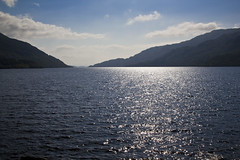 Loch Lomond (Nick Wright 88) Tags: lochlomond bennevis scotland landscape sun lake