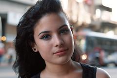 morochéss (Nando.uy) Tags: nandouy montevideo uruguay retrato portrait street calle microfourthirds olympus 45mm lumix gx7 morocha brunette chica woman