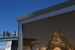 Matterhorn, Bronze Version (AGrinberg) Tags: switzerland 1852053 matterhorn gornergrat