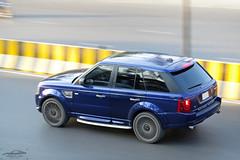 Range Rover (L320), Bangladesh. (Samee55) Tags: bangladesh dhaka carspotting 2017 range rover suv blue