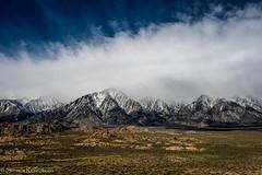 Eastern Sierra Morning-4391 (Steve's Reflections) Tags: easternsierras alabamahills springstorm clouds bluesky snow