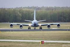 France Air Force --- Boeing KC-135R Stratotanker --- 574 / 31-CP (Drinu C) Tags: adrianciliaphotography sony dsc rx10iii rx10 mk3 ein eheh plane aircraft aviation eindhoven frisianflag boeing military franceairforce kc135r stratotanker 574 31cp