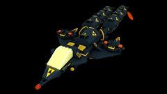 Blacktron Super-Tanker (Sastrei87) Tags: lego homeworld brickspace