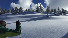 Esquí de Muntanya, Albert Ariza (Club Pyrene) Tags: molina tosa nevada neu nieve clubpyrene club esquí classes clase lamasella pistes desquí pirineos pirineu alpí alp cerdanya