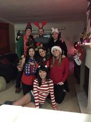 Besties (Zee Jenkins) Tags: houseparty party christmas holidayparty besties flickrheroapp