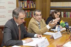 Presentación informe sobre calidad del profesorado (Fundación Ramón Areces) Tags: educación sistema colegios centros de enseñanza educative system literacy educativo jorge calero