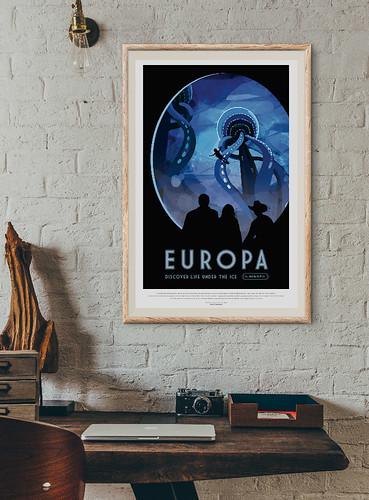 10-Affiche // 50x70 // Europa