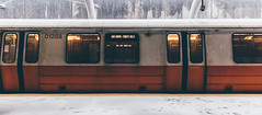 In to the Grove, Out to the Hills (nhulz) Tags: snowcovered snowy urban newengland winter snowstorm grunge train boston massach massachusetts winter2017 subway transporation snow