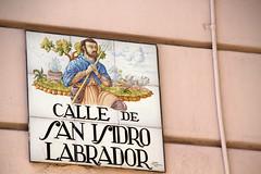 Azulejos. calle de san Isidro (M. Martin Vicente) Tags: callesdemadrid fotosgratis madridinterior marzo2017 sanisidrolabrador