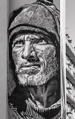Hendrik Beikirch, Rose Béton Festival, Toulouse (chripony29) Tags: graffart graff portrait graffitiphotography aérosol wallart bnw streetartphotography graffitiart mur urbanart immeuble nb 2016 graffiti rosebétonfestival wallporn hendrikbeikirch fresquemurale urban artist aerosolart bnwphotography wallpaint bw streetart wall urbanphotography regard toulouse
