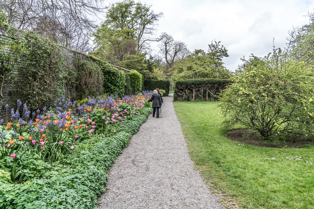 FARMLEIGH HOUSE [ GROUNDS AND GARDENS PHOTOGRAPHED APRIL 2017]-127218