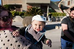 Looking at camera (LeonardoMazzoni) Tags: lookingatcamera sun smile canon eos5d 35mm beauty photooftheday photography follonica tuscanylife tuscany baby eyes family foreground