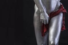 Isabella silver (Elido Turco - Gigi) Tags: allegorie corporee allegoriecorporeeelidoturcocomelidoturcocolorbodycolorpaintingbodybodypaintinggirlragazzacolorecorpodipintophotoartfineartfotografiagigiturcoudineitaliaallegoriecorporeefineartprintingartprintingcanonmarkc elidoturco elido elidoturcocom elidoturcoelidoturco