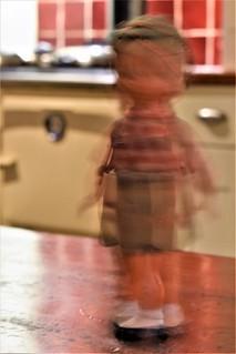 Spinning Doll