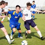 WK Boys JV Soccer vs. LHS 3.24.17 (SB)